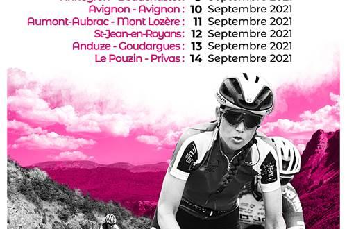 Course Cycliste Féminin ©
