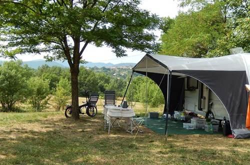 emplacement-vue-camping-cevennes ©