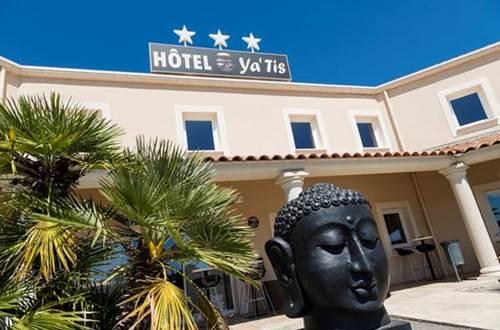 Hôtel Le Ya'Tis ©