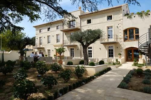 Le Jardin de la Villa Montesquieu ©