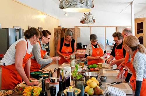 Cook'n with class Uzès © Cook'n with class Uzès