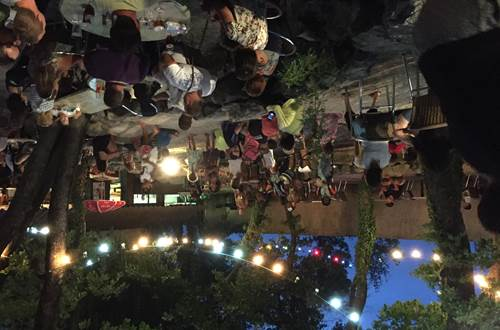 Terrasse Bar restaurant ©