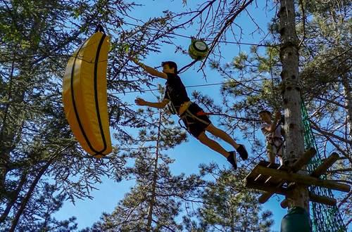 Saut banane, venez oser !! ©