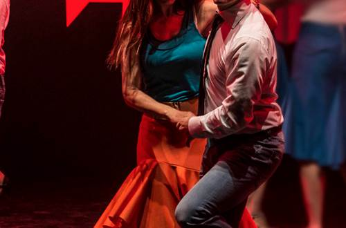 Ecole de danse Patrick fargier ©
