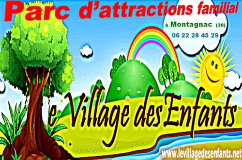 Village des enfants à MONTAGNAC Ane ©