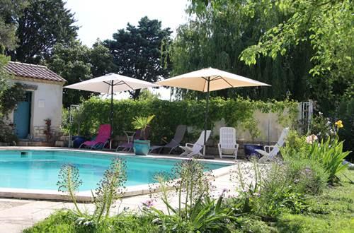 La piscine et l'Espace Bien-Etre ©