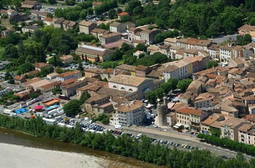 Ville d'Anduze ©