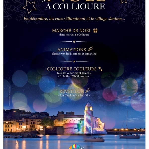 Noël à Collioure 2016