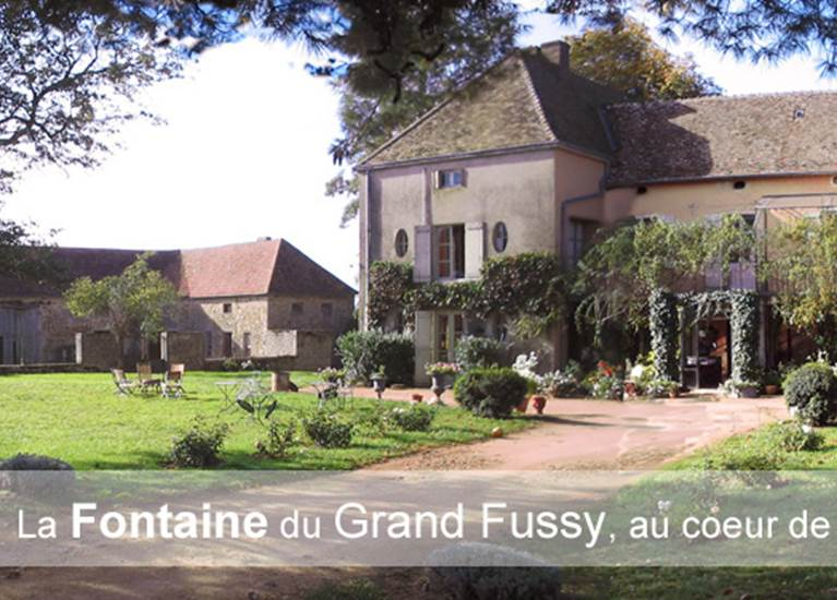 La Fontaine du Grand Fussy