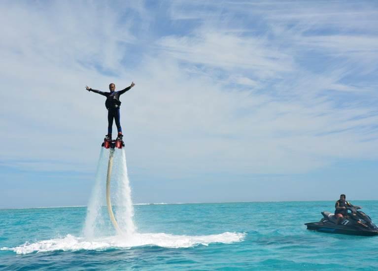 Flyboard poé