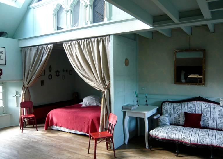 La Seigneurie - chambre 3
