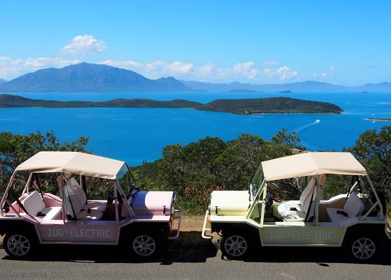 Nouméa Beach Car 100% électric