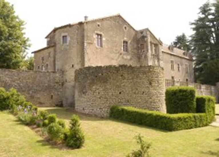 Château de Cibioux