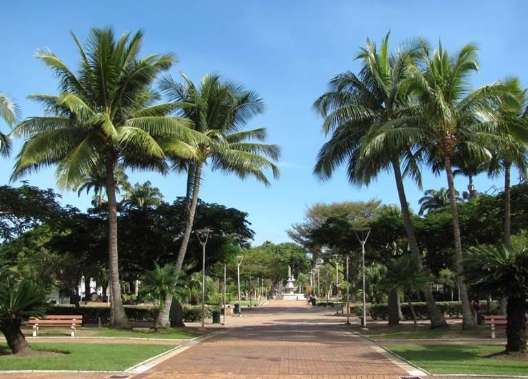 Place des Cocotiers