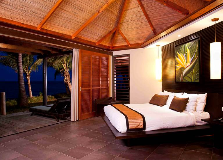 Chambre des bungalows