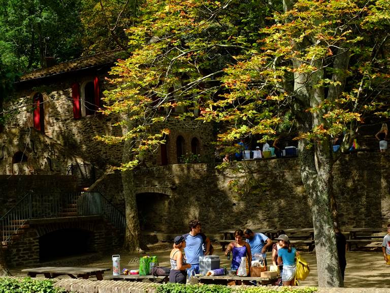 Ermitage de Consolation- Activité Collioure