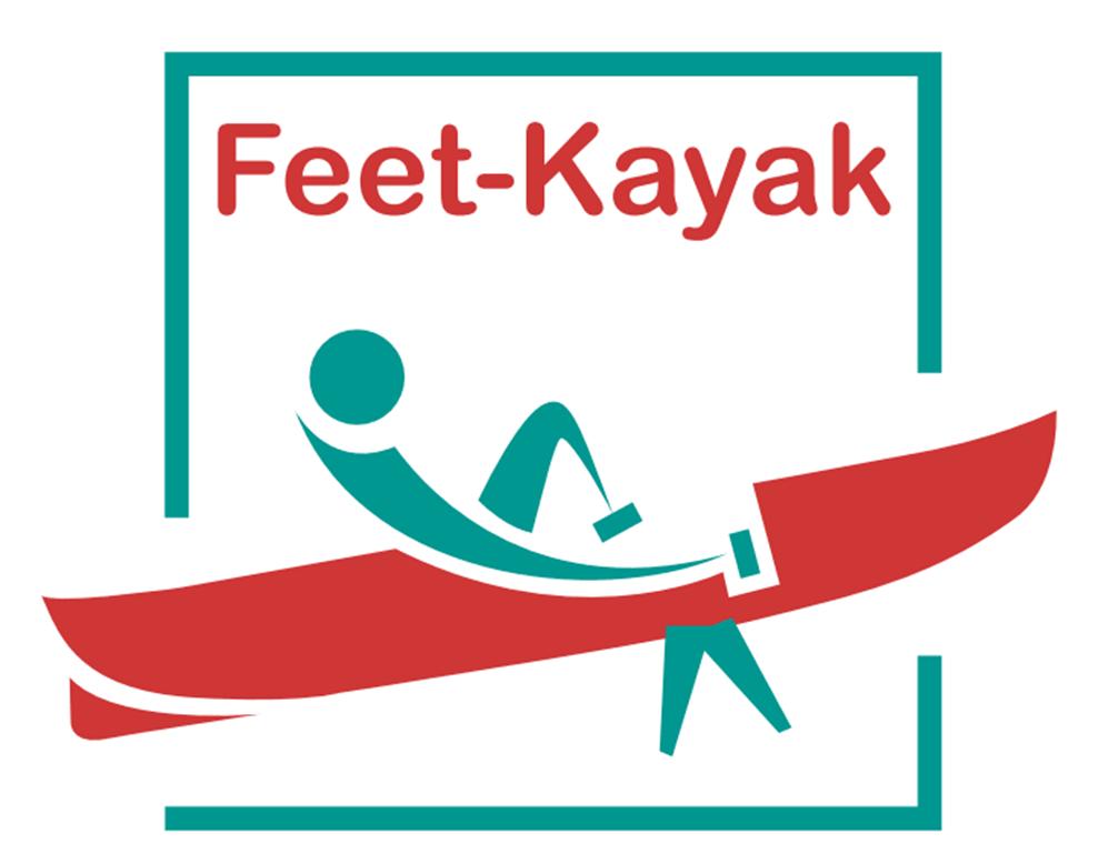 Logo-Feet-Kayak-Sarzeau-Golfe-du-Morbihan-Bretagne sud