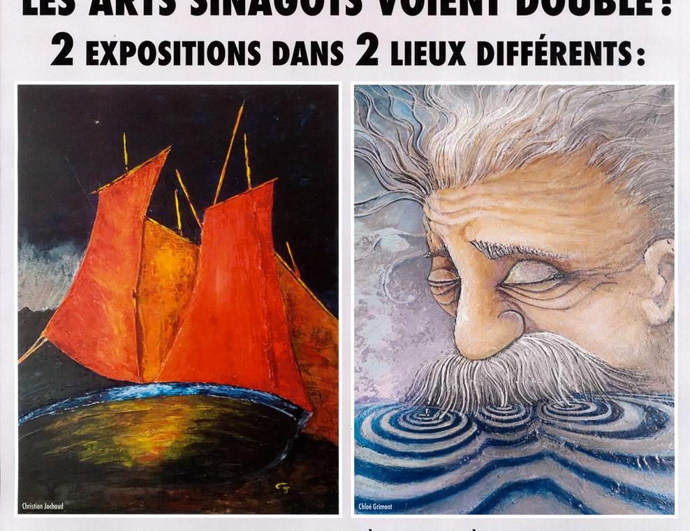 Exposition-Grain de Sel-Séné-Golfe du Morbihan-Bretagne sud