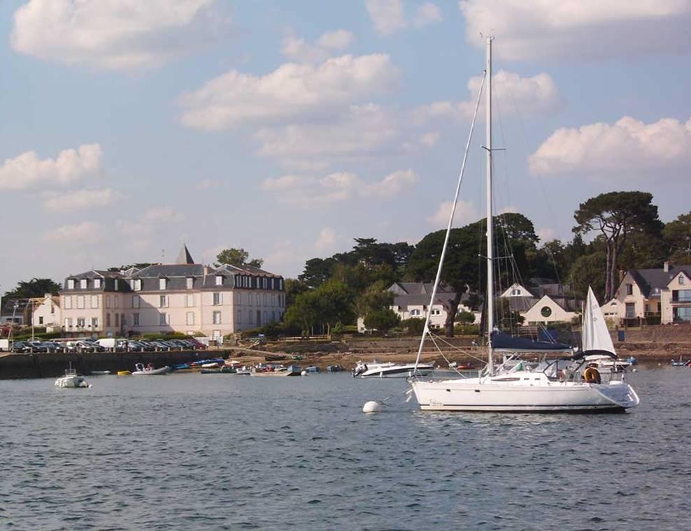Lelandais-Larmor Baden-Golfe-du-Morbihan-Bretagne sud