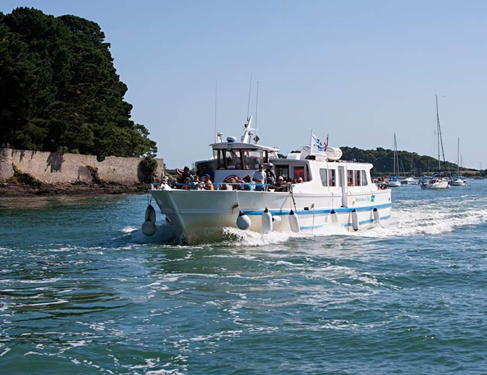 Bateaux Bus du Golfe-Vannes-Golfe-du-Morbihan-Bretagne sud