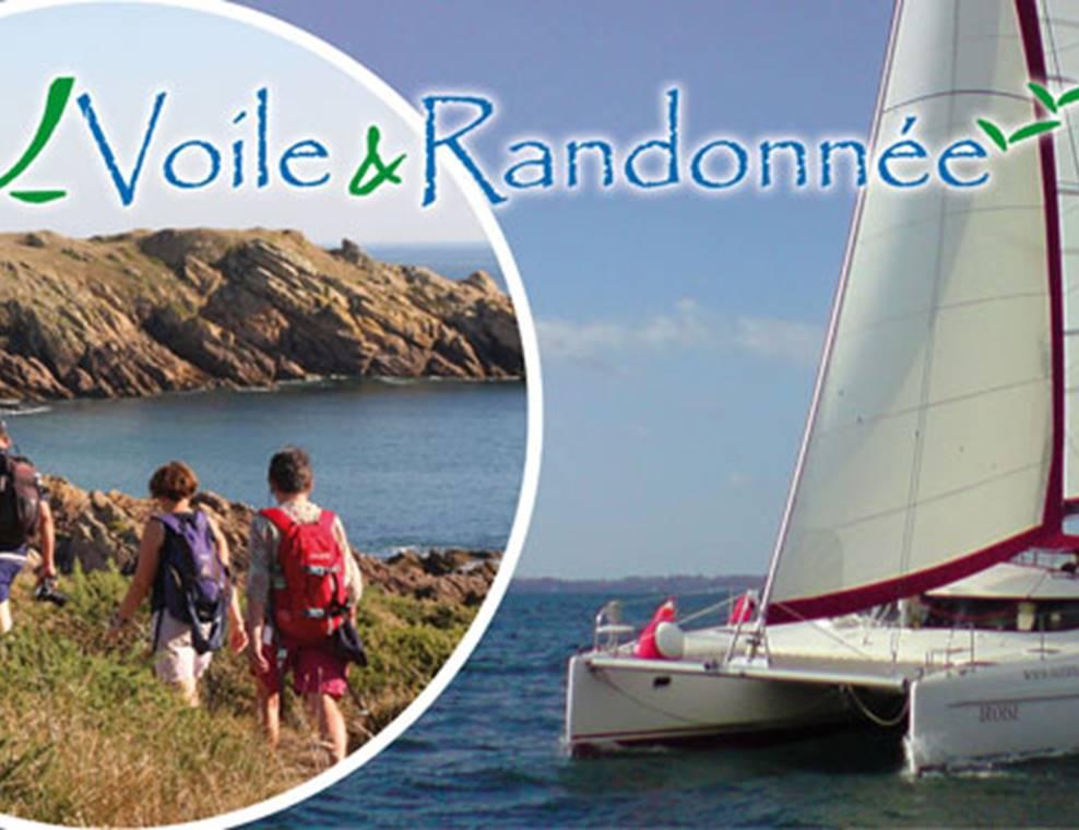 Voile et Randonnée-Vannes-Golfe-du-Morbihan-Bretagne sud