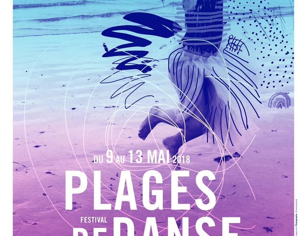 Affiches-Festival-Plages-Danse-2018-Sarzeau-Morbihan-Bretagne Sud
