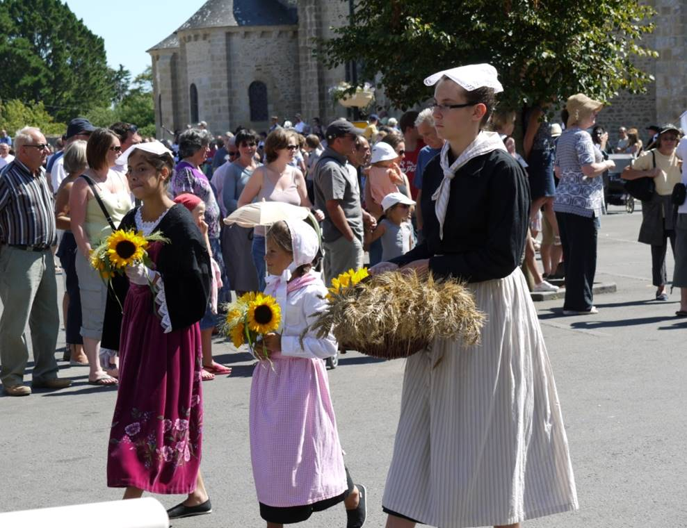 Fête-celtique-Saint-Gildas-Morbihan-Bretagne Sud