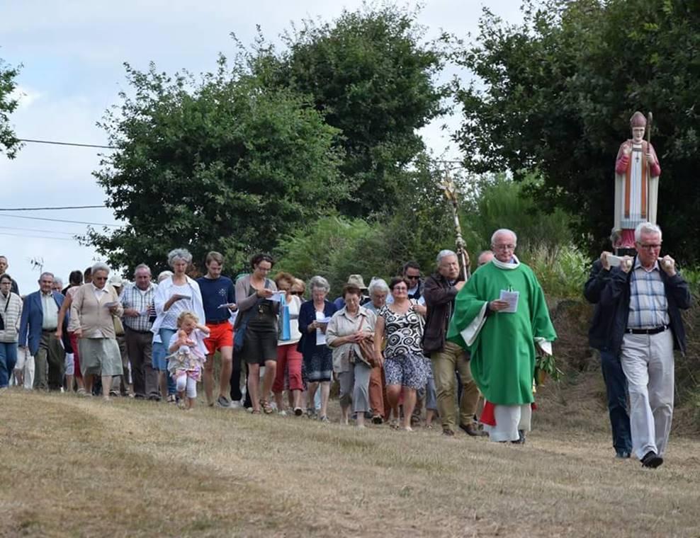 Pardon de Saint Bily-Village de Saint Bily-Plaudren-Golfe-du-Morbihan-Bretagne Sud
