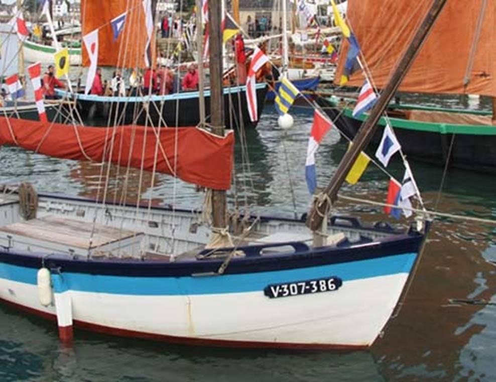 Grandes-Régates-Port-Navalo-Arzon-Presqu'île-de-Rhuys-Golfe-du-Morbihan-Bretagne sud