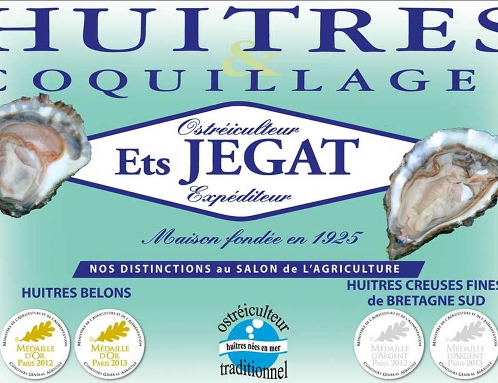 Ostréiculteur Jégat-Arradon-Golfe-du-Morbihan-Bretagne sud