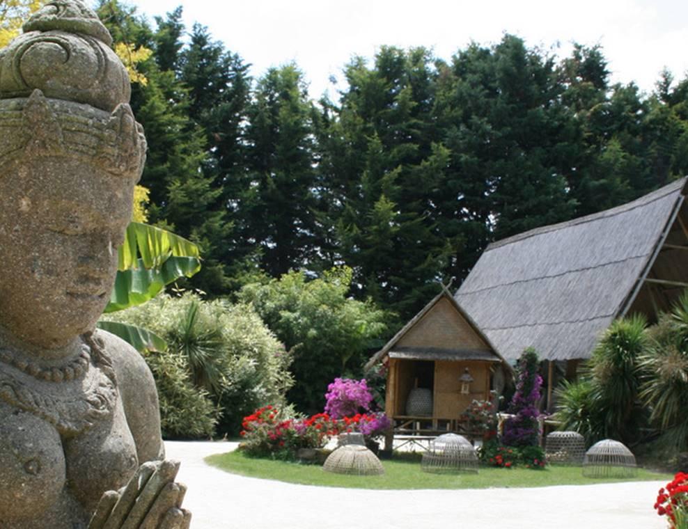 Tropical Parc-Saint Jacut les Pins-Morbihan Bretagne Sud