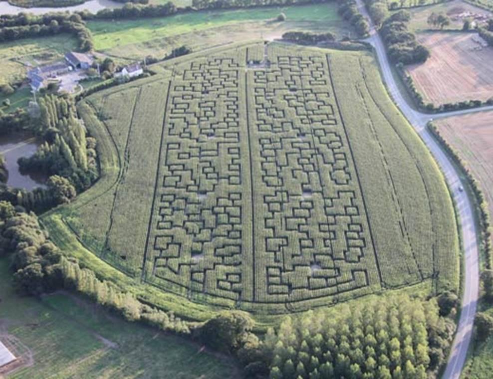 Pop-Corn-Labyrinthe-Sarzeau-Presqu'île-de-Rhuys-Golfe-du-Morbihan-Bretagne sud