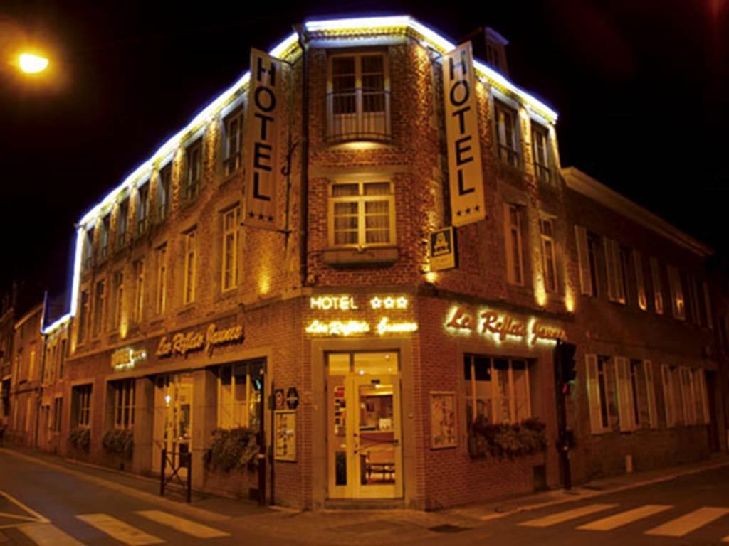 Hôtel Les Reflets Jaunes