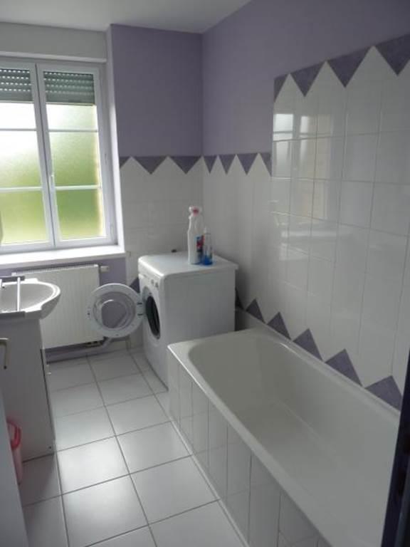 Gîte La Cure : salle de bain